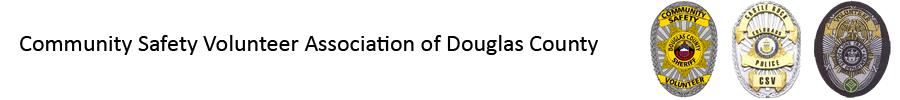 Community Safety Volunteer Association of Douglas County, CO
